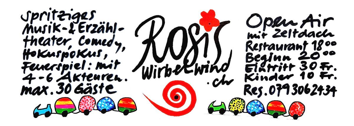 Rosis Wirbelwind ~ rosiswirbelwind.ch